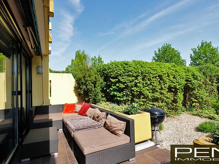 LINZ: Wertige Wohnung mit tollem Ausblick in Ruhelage
