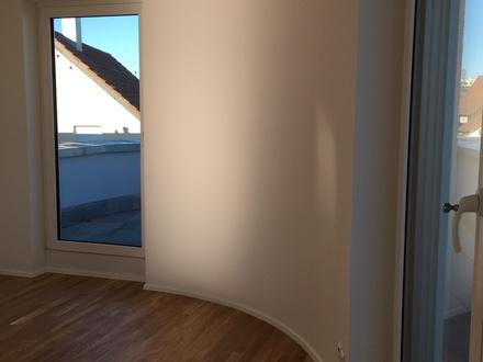 Neubau! Penthouse mit Platz an der Sonne!