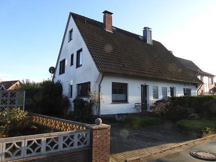 Gepflegte Doppelhaushälfte in ruhiger Wohnlage.