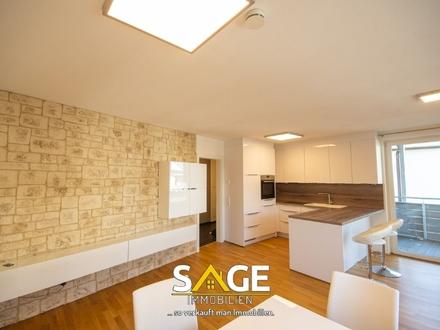 Optimal geschnittene 3-Zimmer-Balkon Wohnung in Saalfelden!