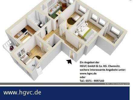 Wohnungsgrundriss a1