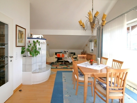 2-Zimmer-Salzburg-Großgmain-Essbereich