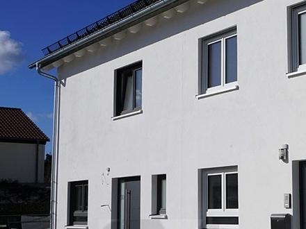 Leitershofen - Neubau eines Reiheneckhauses