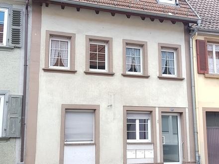 Schönes Appartement im Herzen von Otterberg; selbst einziehen oder als Kapitalanlage!