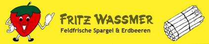 Fritz Wassmer, Spargel- und Erdbeerkulturen