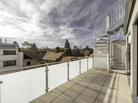 Großzügige Dachgeschoßwohnung mit eigener Dachterrasse!