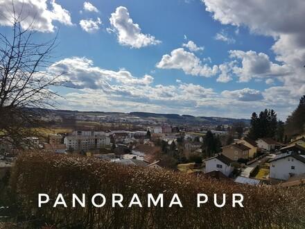 """RESERVIERT! Panorama pur """"Die beste Aussicht für Ihr Eigenheim"""""""