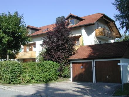 Attraktive 2 Zimmer Terrassenwohnung (Hochparterre) mit Garage in Passau- Rittsteig zu vermieten!