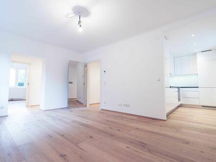 Provisionsfrei: luxussaniertes 2-Zimmer-Appartement