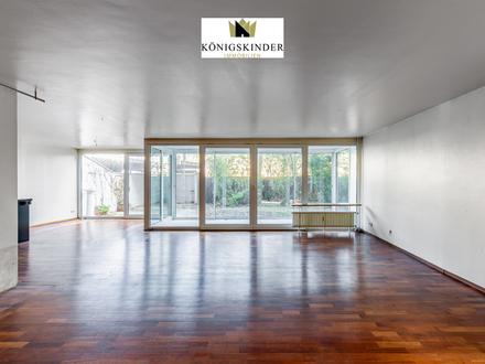 Grosszügige 3,5 Zimmerwohnung mit kleinem Garten in Stuttgart-Heumaden