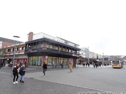 Handelsflächen in Top zentraler Innenstadtlage über mehrere Ebenen!