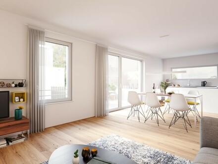 A3 - Großzügige 4-Zimmer-Wohnung mit sonnigem Balkon Richtung Süd-West