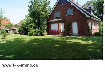 Freistehendes Einfamilienhaus in Top Lage mit großem Grundstück
