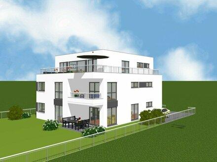 5-Zimmer-Wohnung über 2 Etagen mit traumhafter Dachterrasse / Zweifamilienhaus / Erstbezug