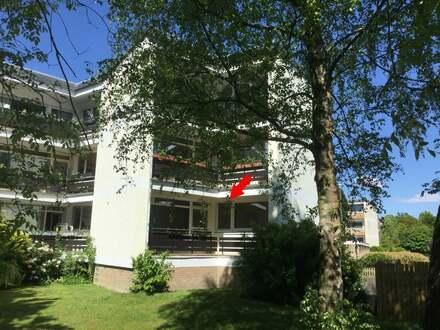 Wohnung mit Balkon und Tiefgarage