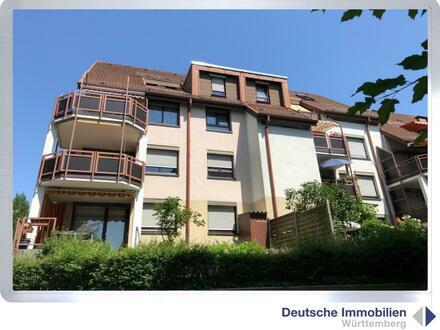 Schöne 4,5 Zimmer-Maisonette mit TG-Platz in Bad Cannstatt