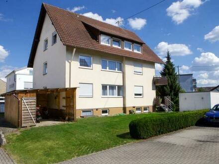3-Familienhaus – mitten in Ehningen