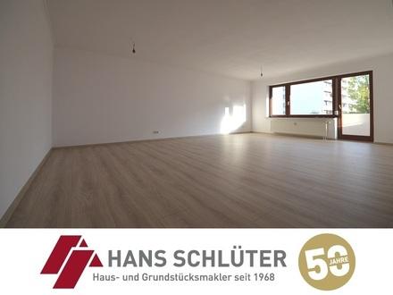 Findorff:Renovierte 3 Zimmer Wohnung mit Balkon in begehrter Lage!