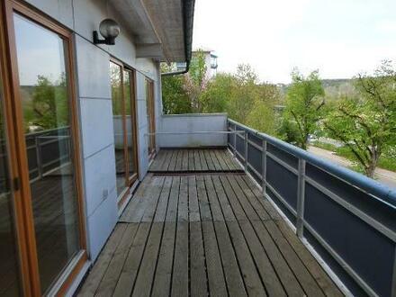 5,5 Zimmer Wohnung in Zentrumsnähe mit Schloßblick