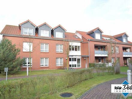 Helle 2-Zimmer-Seniorenwohnung im Nordseebad Burhave !