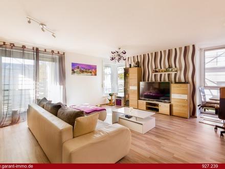 Tolle 3 Zimmer-Wohnung mit Terrasse in Sigmaringen