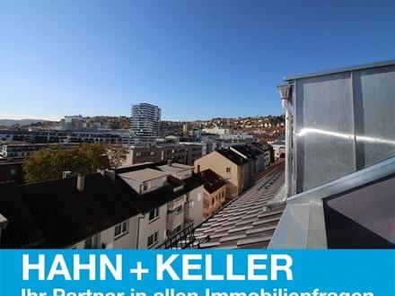 Blick über Stuttgart gefällig? 4,5 Zi.-Whg. mit Dachterrasse! Erstbezug nach Komplett-Sanierung!