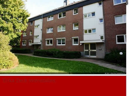TOP Gepflegte 2-Zimmer-Wohnung mit Garage in 23795 Bad Segeberg