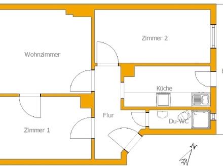"""""""Ideale Einsteiger-Immobilie! Gut geschnittene 3-Zi.-ETW in Stuttgart-West"""""""