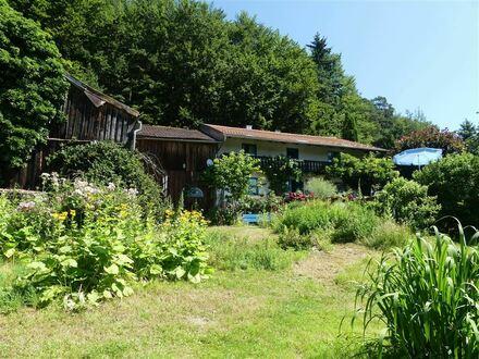 Gemütliches Bauernhaus mit großem Garten für Ruhe suchende Naturliebhaber !
