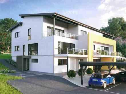 Moderne Neubau-Eigentumswohnung in bester Sonnenlage von Wilnsdorf-Rudersdorf