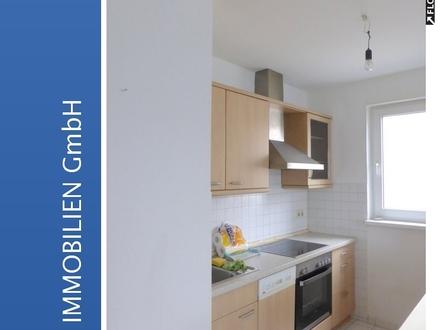 Helle 2-Raum-Wohnung mit Einbauküche in Schwerin