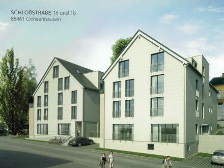 Freundliche 4,5-Zi-Wohnung im Zentrum von Ochsenhausen