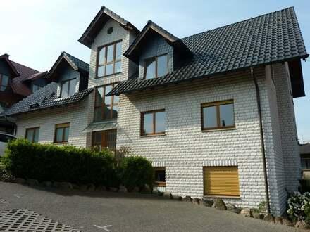 Außergewöhnliche Dachgeschoss-Wohnung im Stadtteil Vlotho - Winterberg