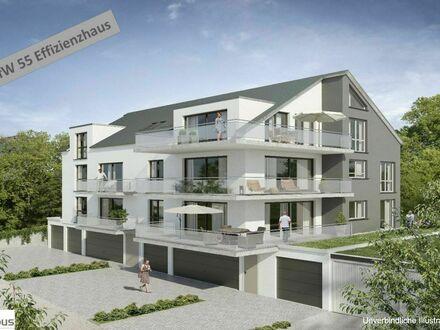 Große, helle 3-Zimmer-Wohnung in ruhiger Lage, Erstbezug, bezugsfertig