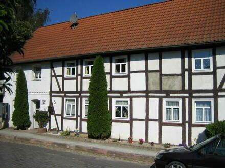 Ehemalige Mühle. Fachwerkhaus mit Charme und feiner Rendite in Beendorf
