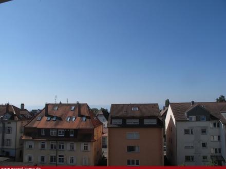 Im Herzen von Friedrichshafen...