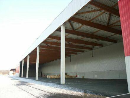 3 Lagerhallen mit Innen- und Außenlager sowie Büros | Teilanmietung möglich