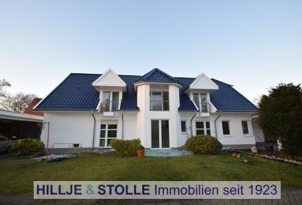 Moderne u. geräumige Haushälfte in Oldenburg - Alexandersfeld!
