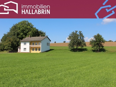 Wohnhaus mit 4.632 m² großem Grundstück