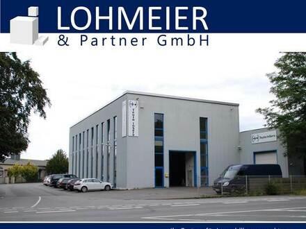Produktions-/Lagerhalle im Bielefelder Süden