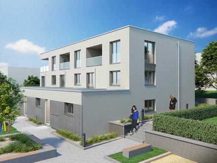 4-Zimmer-Wohnung in Waiblingen »Wohnen auf der Linde« - Maisonette