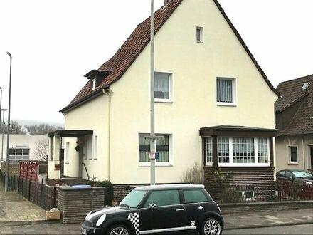 Gemütliches Einfamilienhaus, zentral in der Hamelner Nordstadt, Nähe Wehler Weg in einer 30er Zone