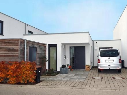 Moderner Reihenbungalow in beliebter, ruhiger und zentraler Wohnlage