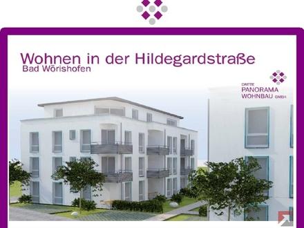 Neubau/Erstbezug-2-Zimmer-Erdgeschoss-Wohnung in Bad Wörishofen mit Süd-Terrasse (Whg. 12/Haus B)