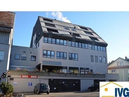 VERMIETUNG: Büro/Praxisräume in der Stadtmitte von Leutkirch!