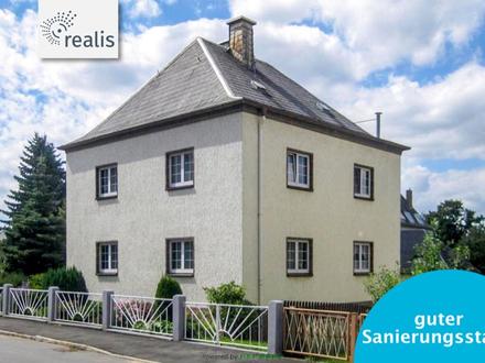 Altes Haus sucht neuen Eigentümer+++gut erhaltenes Zweifamilienhaus in traumhaft schöner Lage