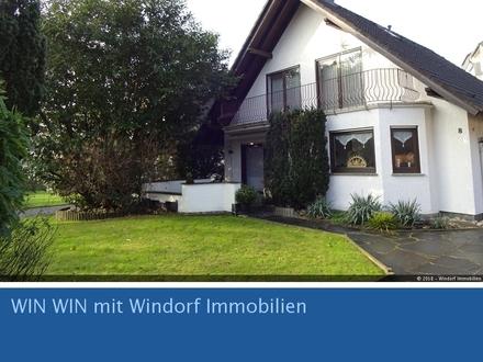 Sehr gepflegtes Haus in Waldrandlage im Stadtteil Königstädten