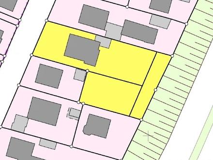 Attraktives Baugrundstück mit Bauvorbescheid für 3 Mehrparteienhäuser in Nadorst