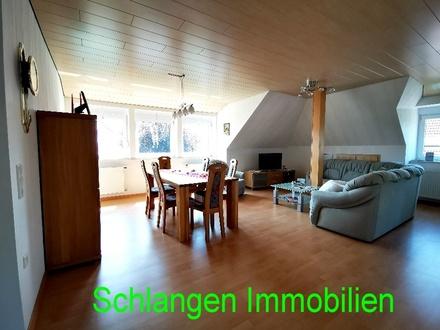 Objekt Nr. 00/661 Oberwohnung mit Garten/Terrasse in Saterland - OT Scharrel