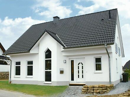 Modernes Einfamilienhaus in Hohndorf
